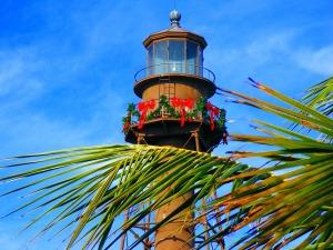 Sanibel Island Lighthouse - Island Coast Transportation